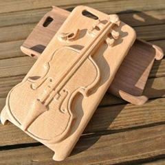 3D phone case (Violin) -