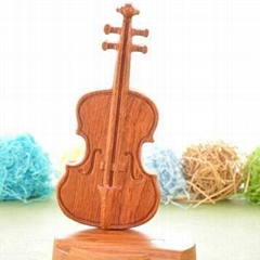 phone holder-violin (Woo