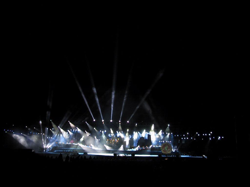 云南昆明舞台灯光音响LED显示屏电子屏大屏幕租赁(出租) 1