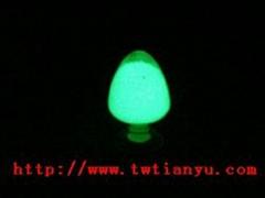 供應短效夜光粉顏料(硫化鋅)