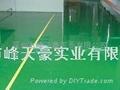 顺德环氧防静电自流平地面施工