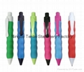 Scented bubble grip pen Products -