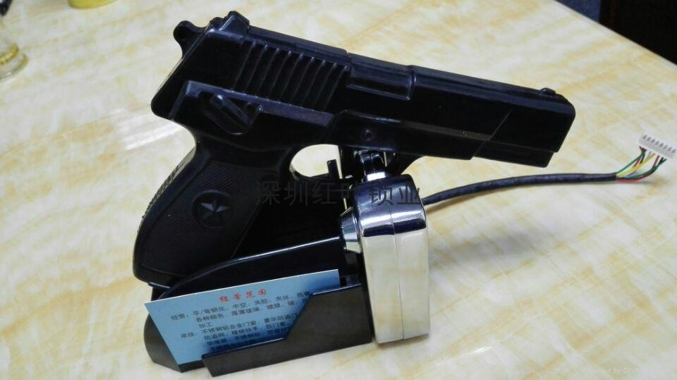 智能槍械保管鎖 2