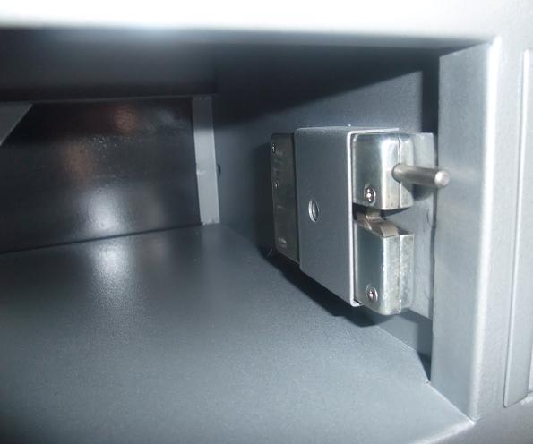 紅葉直銷電子鐵皮箱鎖,信奶箱鎖,寄存櫃鎖 3