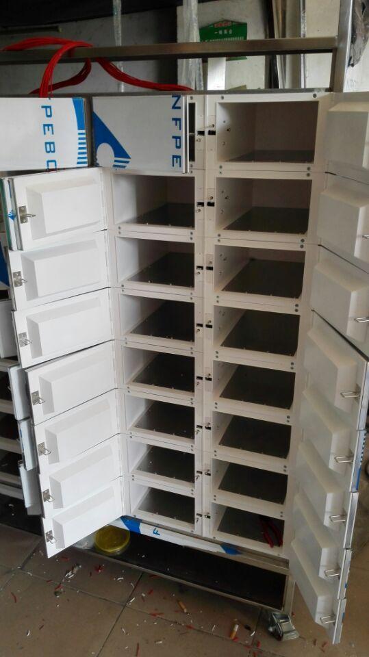 紅葉直銷電子鐵皮箱鎖,信奶箱鎖,寄存櫃鎖 4