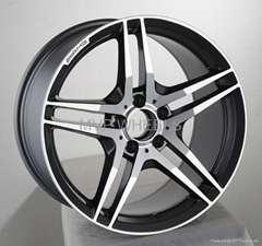 MERCIDES BENZ REPLICA WHEEL