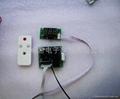 汽车空调控制器控制板