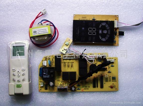 388大屏冷暖空調控制器控制板 1
