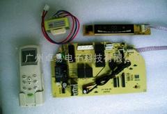 518長屏冷暖空調控制器控制板