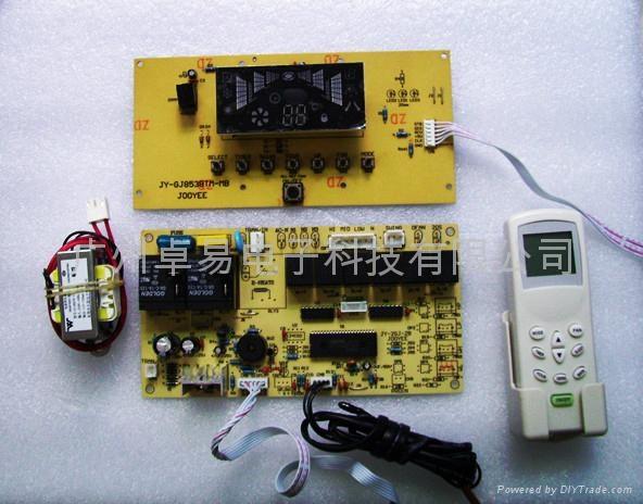 空調控制板櫃機小3P冷暖電熱 1