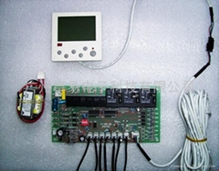 商用空气源热泵控制板