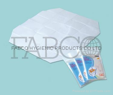 Sell Disposable Toilet Seat Paper Covers 4