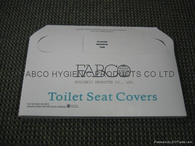 Sell Disposable Toilet Seat Paper Covers 5