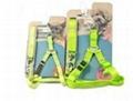 实力商家 TPU环保材料 气动弹性 背卡包装机 3