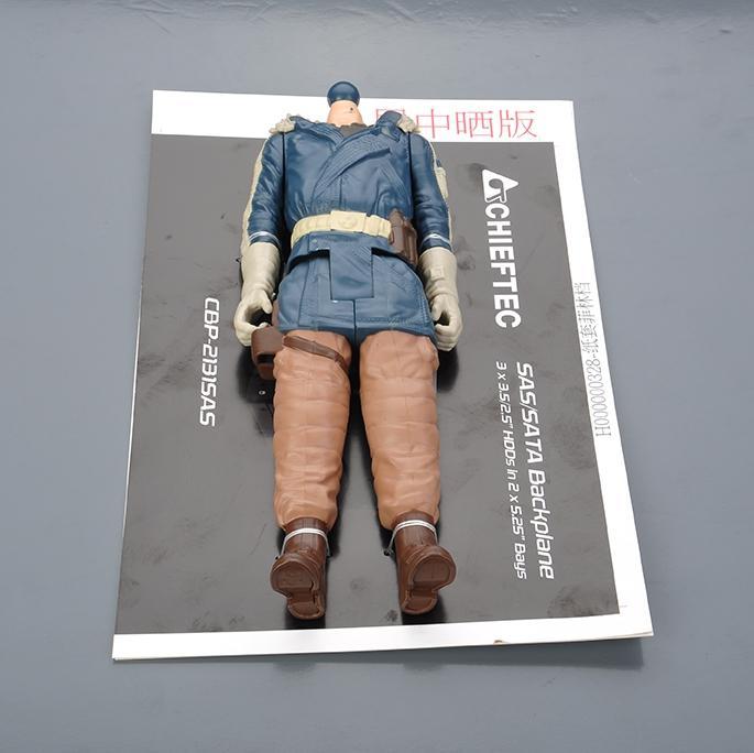 包裝膠釘 芭比娃娃包裝固定膠帶 5