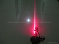 FU65011L100-BD22 650nm red line laser module,with power supply&holder(tripod)