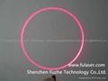 circular laser modules