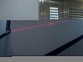 dot line laser module 635nm 5mW red laser module