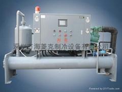 水冷式螺杆冷水机组
