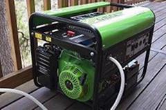LPG generator set CC5000-LPG-B
