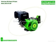 LPG engine 2.4HP