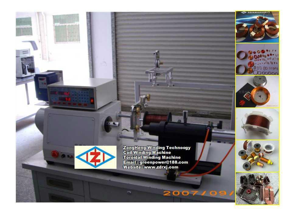 Diy Toroid Coil Winding Machine - DIY Campbellandkellarteam