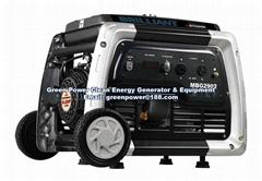 Mitsubishi gasoline generator MGB2902