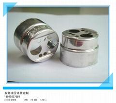 精密金屬五金沖壓鋁拉伸件 中國廠家定製