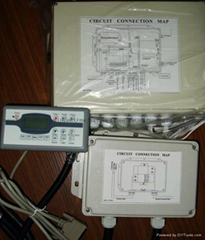 MONALISA,JAZZI,Panther MN-07D1 spa controller & control panel,megastore