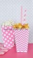 Wedding Favor Popcorn Box Candy Food Bags  7