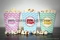 Wedding Favor Popcorn Box Candy Food Bags  6