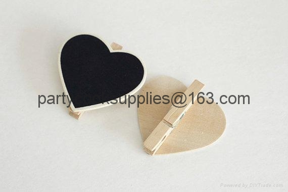 Mini Chalkboard Blackboard Gift Tags 2