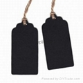 Mini Chalkboard Blackboard Gift Tags 3