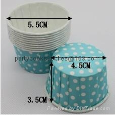 cupcake liner bakeware cake mould muffin mold  5