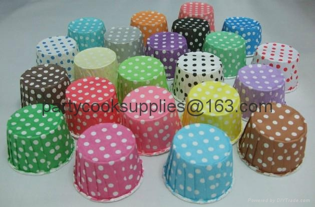 cupcake liner bakeware cake mould muffin mold  7