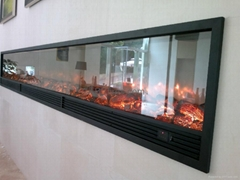 Xiangmihu golf Club Futian, Shenzhen fireplace Job