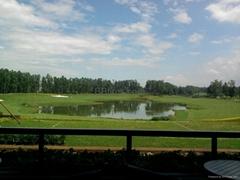 新世界發展高爾夫俱樂部壁爐-案例