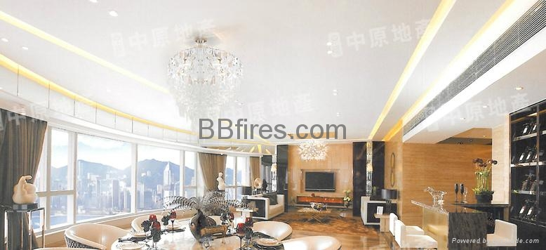 Fireplaces in The Masterpiece TST, HK
