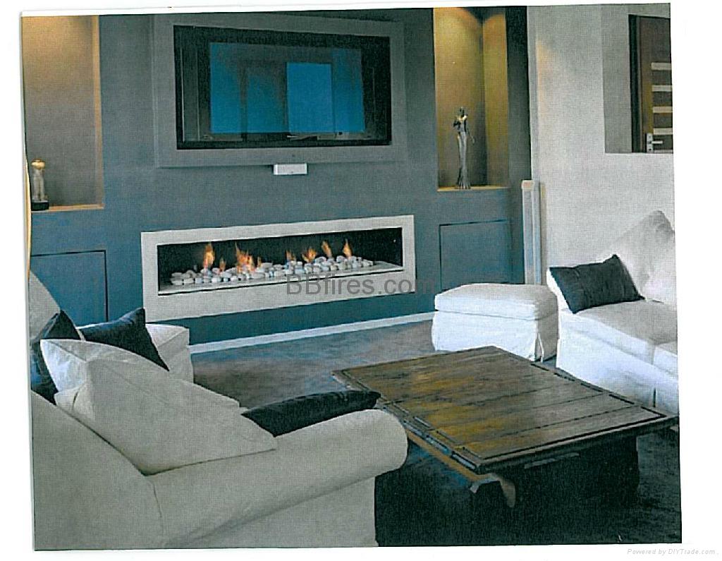 Fully automatic low heat Bio Ethanol Fireplaces burner ...