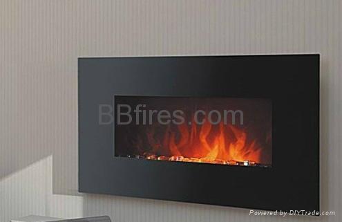 BB 特别及水晶石电子壁炉 7