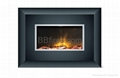 Stock EF Wall Mount fireplace new