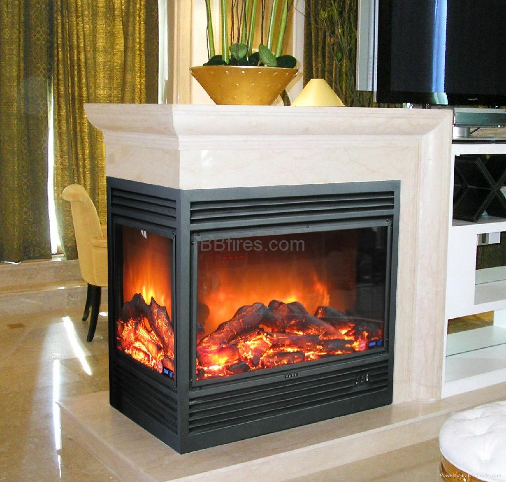 Riva Three Faces Electric Fireplace Job Reference Th 3