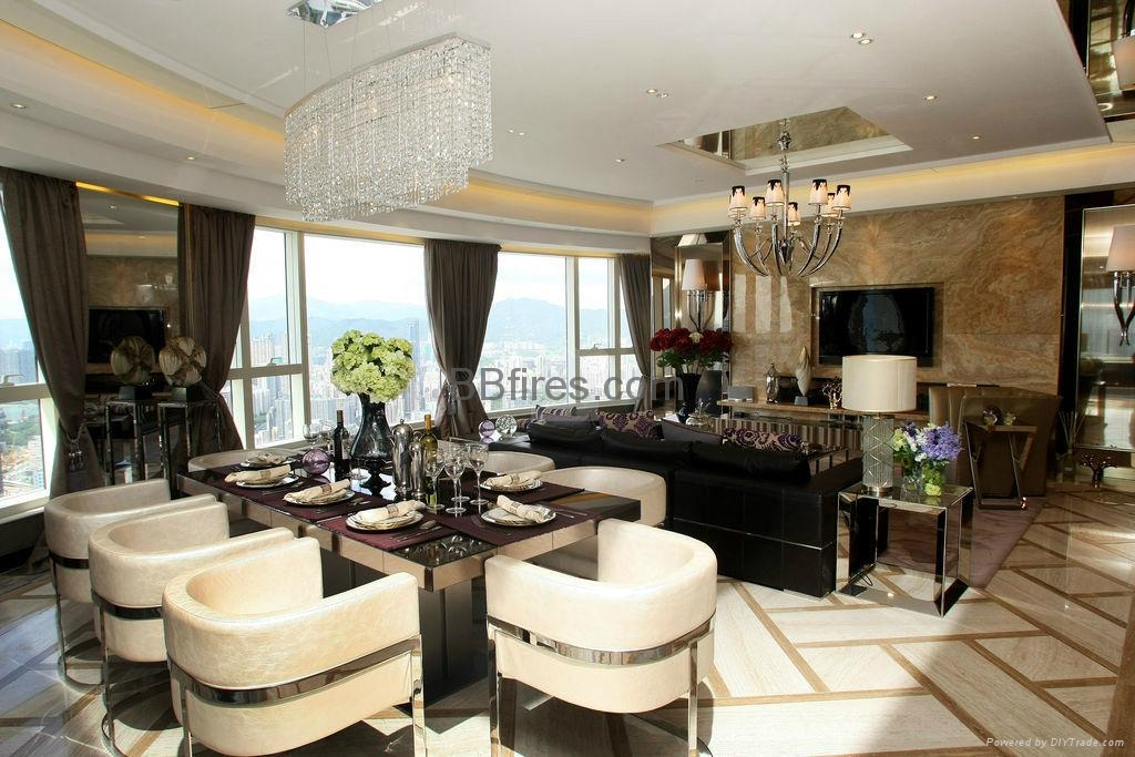 Fireplaces in The Masterpiece TST, HK 3