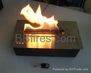 Intelligent Bio Burners