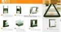 Wall-Mounted Bio fireplace stock Series