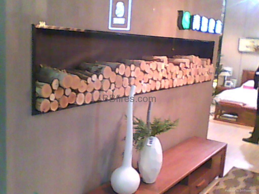 Wood log Project
