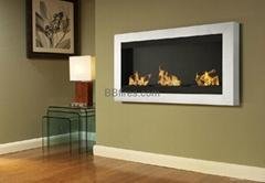 Stock Manual Bio ethanol fireplace