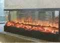 三面观火电子壁炉案例