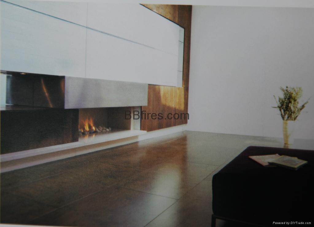 Bio Ethanol fireplace's burners 14