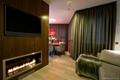 Intelligent bio-ethanol fireplaces  in Stars Hotel